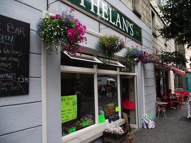 Blooms for Kilkenny Arts festival