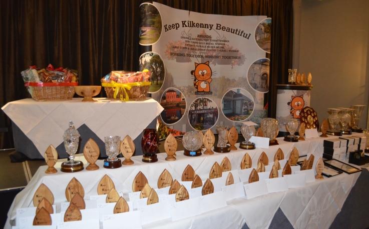 Annual awards 2013