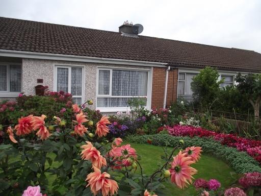 St Patricks Parish winner best Garden:Dermot and Eileen Brophy,  Riverview