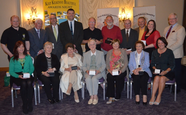 KKB 1985 winning committee members at Annual awards 2013