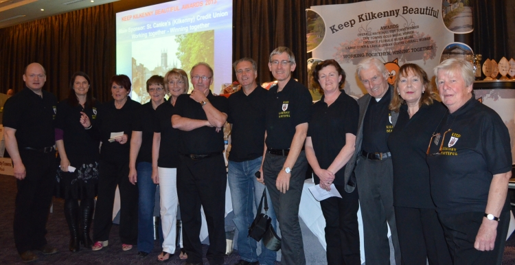 KKB members at Annual awards 2013