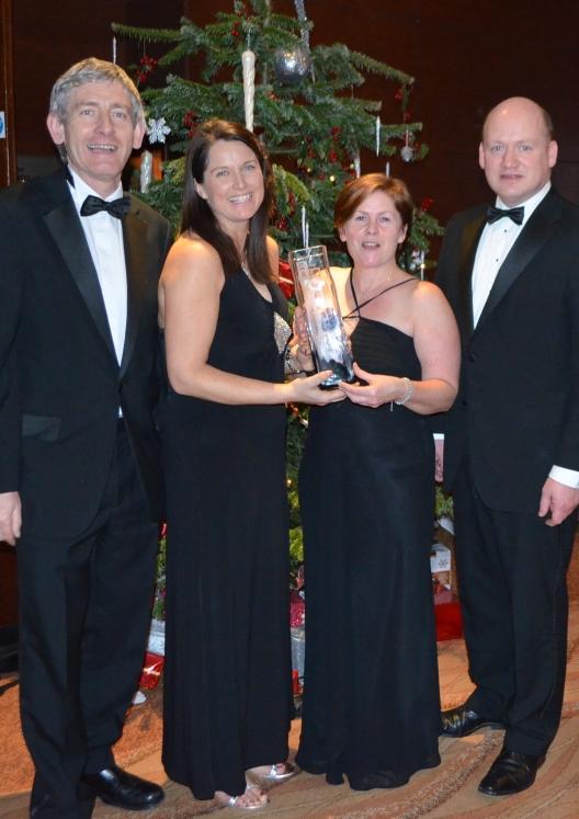 KKB receives Environmental award 2013