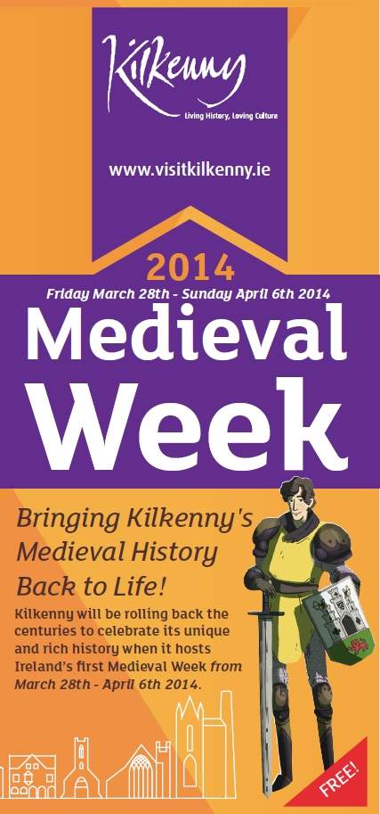 Medieval week Kilkenny