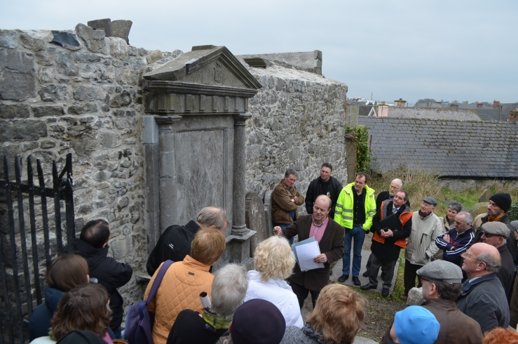 Presentation on stone work by Paul Tallis Building Contractor