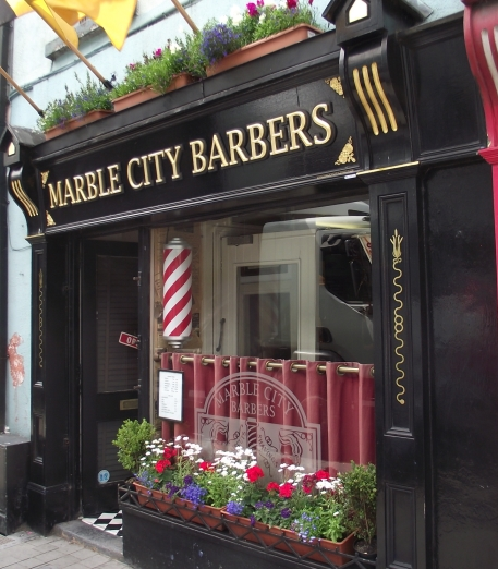 Marble City Barbers, A cut above the rest!