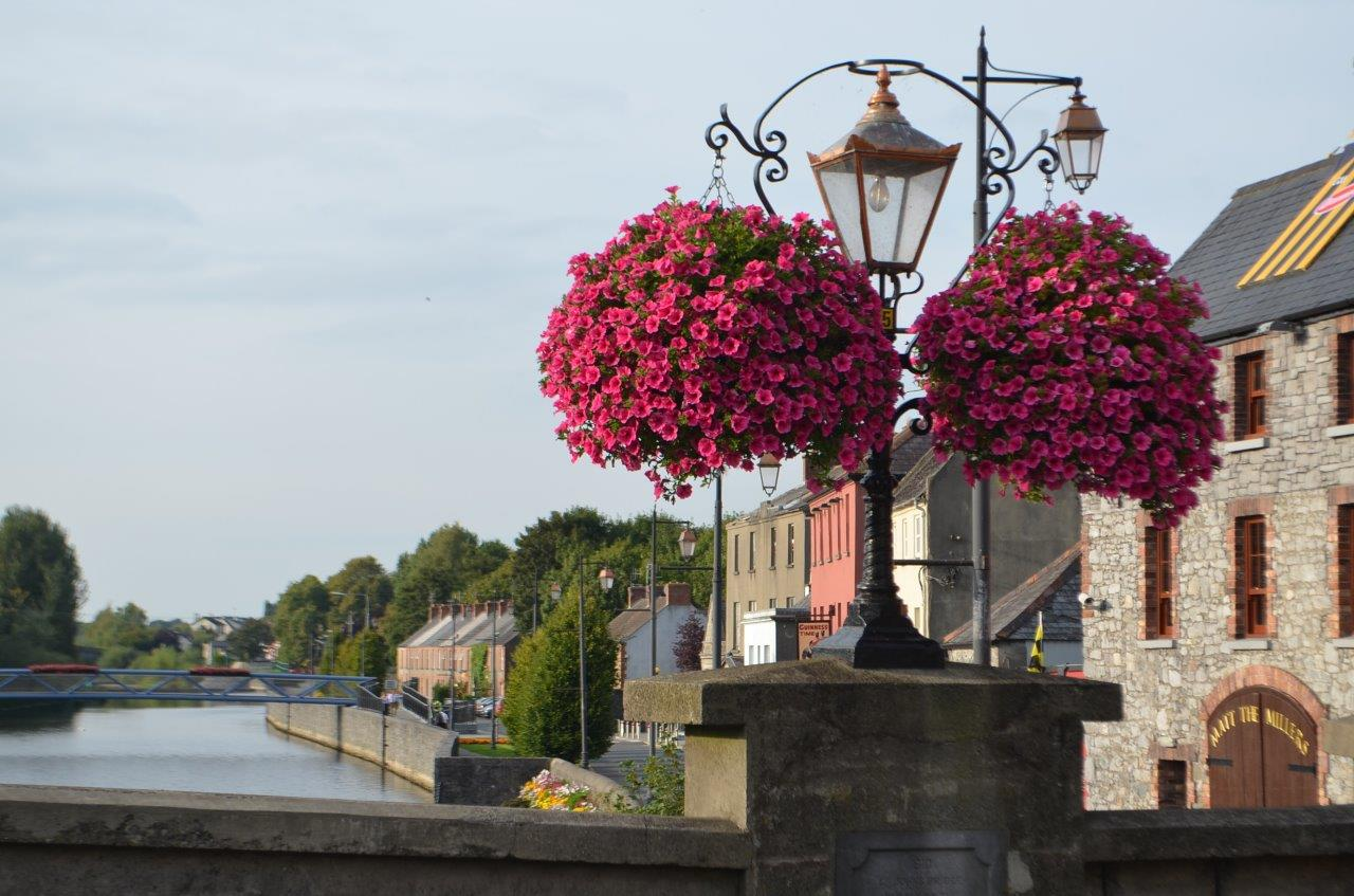 Celebration of Flowers on the River Nore