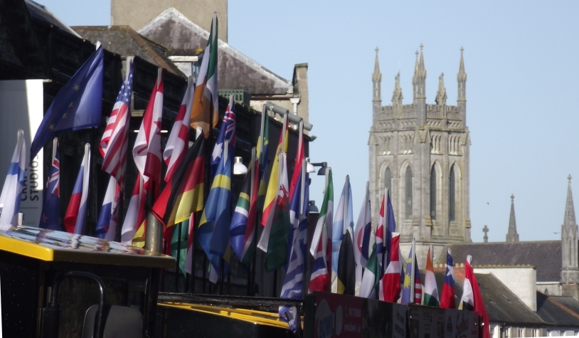 Nations of the world visit Kilkenny