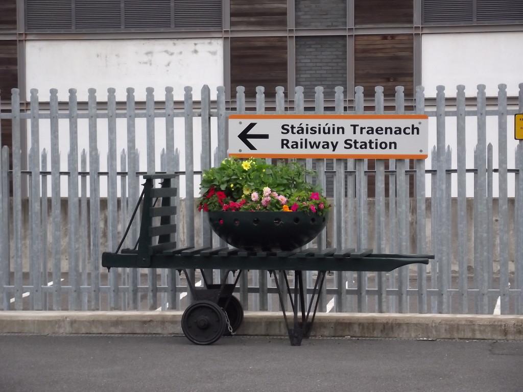 Kilkenny Railway station