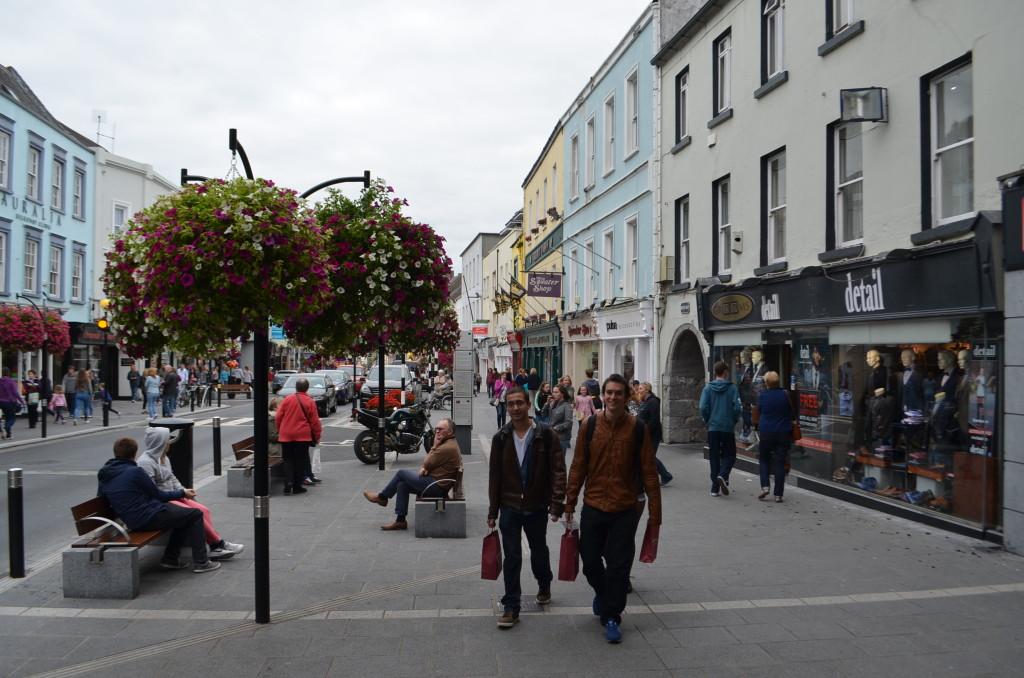 High street Kilkenny